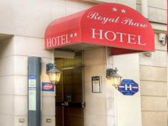 Hotel Royal Phare, Paris, France: stayed here June 2014