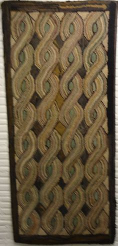 Vintage Hooked Rugs | HOOKED ANTIQUE AND VINTAGE RUGS