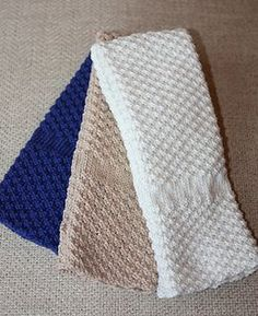 cute easy hand towel, practice knit and pearl