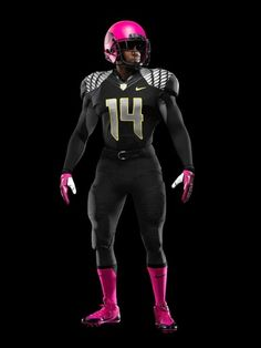 Oregon Ducks to wear pink for breast cancer awareness