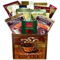 (Brown) Break Snacks And Treats Gourmet Gift Box ( Break Box)