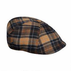 Joylot.com Kangol Men s Flat Cap K1499FA Plaid 504 Hat 531293560 Flat Cap 11dd7e7596d