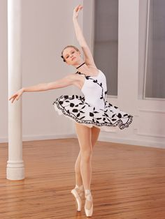 Falling Leaves - Style 0313 | Revolution Dancewear Ballet Dance Recital Costume