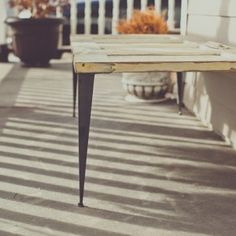 for my pallet table, like these too.    Modern_Tapered_Angle_Iron_Table_Leg