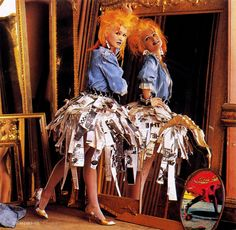 Cyndi Lauper - True Colors - Inside