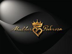 Logotipo criado pela Ópera para a Loja Multimarcas de RRoupas Femininas Mulher Poderosa de São Paulo | SP.