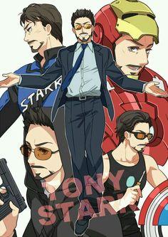 Bicouse Stark xD #tonystark #ironman