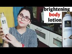 Good Vibes Licorice Skin Whitening & Brightening Body Lotion || Review By Chhabi - YouTube