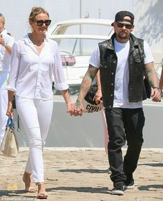 '[They've] already discussed marriage'! Cameron Diaz and Benji Madden, linked for the first time in May, are reportedly hearing wedding bells according to friends