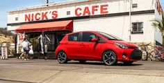 2015 Toyota Yaris | Let's explore your world