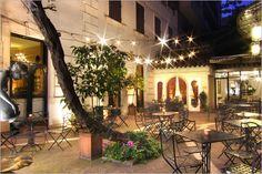 Hotel Locarno, Rome