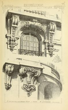 Materials and documents of architecture and sculpture : classified alphabetically Classic Architecture, Historical Architecture, Architecture Details, Ancient Architecture, Sustainable Architecture, Environment Sketch, Architectural Elements, Architectural Sketches, Architectural Photography