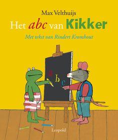 'zeg Kikker?' vroeg Rat. 'Ken jij alle letters al?'   'Jazeker,' antwoordde…