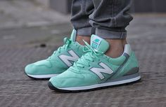 "New Balance 996 ""Pistachio"" (Connoisseur Guitar Pack)"
