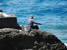 Gone fishing cajbee Vand, Gone Fishing, Places, Crete, Lugares