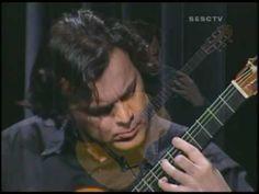 Paulo Martelli plays Koyunbaba by C.Domeniconi (Movimento Violão)