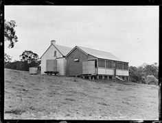 Premier Jack Lang's house in Windsor, New South Wales, ca. 1930 [picture]. [nla.