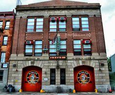 FDNY Engine 280/Ladder 132 Brooklyn, New York Photo by nyfirestore.com