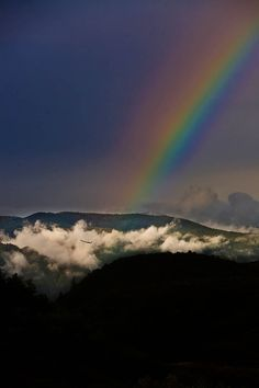 Just now shooting a #rainbow in @aspensnowmass - by Jeremy Swanson @jswansonphoto