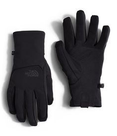 The North Face Canyonwall gloves in black
