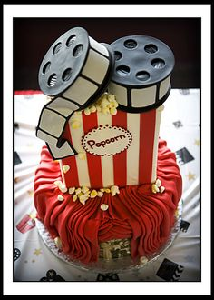 Super fun for a movie themed party!