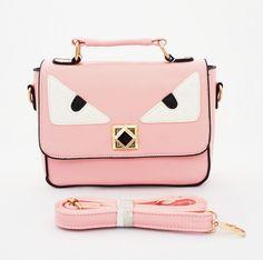 FendiFashion Korean Bag, cute cantik. Bisa tenteng dan tali panjang selempang…