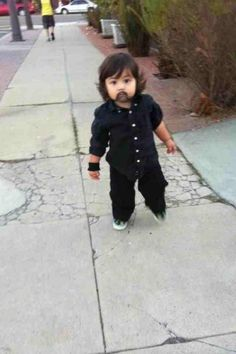 baby dave grohl. I HAVE NO WORDS.