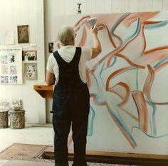 Image result for Willem de Kooning, Accabonac