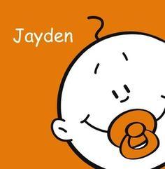 De leukste en goedkoopste geboortekaartjes online ontwerpen en bestellen via http://www.geboortepost.nl/geboortekaartjes/cartoons/happy-face-with-pacifier-vk.html