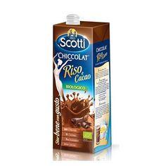 Scotti Bebida Bio Arroz Y Chocolate 1L
