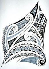maori tattoo designs for women Maori Tattoos, Torso Tattoos, Filipino Tribal Tattoos, Marquesan Tattoos, Side Tattoos, Samoan Tattoo, Body Art Tattoos, Sleeve Tattoos, Fijian Tattoo