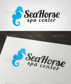 SeaHorse Logo  #GraphicRiver         SeaHorse Logo   FILE : - EPS - AI - Vector - CMYK - Text can change - PSD    Fonts: lobster –  .dafont /lobster.font   Connect: eMail: webruskaa@gmail  skype: ruslankaa   Thanks for buying!     Created: 23August12 GraphicsFilesIncluded: PhotoshopPSD #VectorEPS #AIIllustrator Layered: Yes MinimumAdobeCSVersion: CS2 Resolution: Resizable Tags: ai #aqua #center #creative #eps #horse #hotel #logo #relax #ruskaa #sea #spa