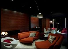 The Cool Hunter- Dolder Grand Hotel- Zurich (The Ultimate Suites) Two Bedroom Suites, Lounge Suites, Luxury Homes Interior, Interior And Exterior, Interior Design, Home Living Room, Apartment Living, Penthouse Suite, Modern Lounge