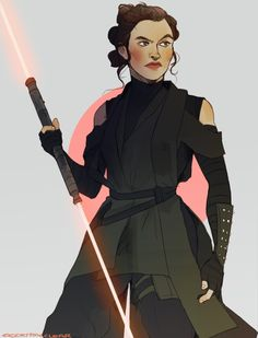 cccrystalclear:  First order Rey is my jam