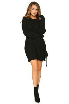 TAMIA SWEATER DRESS
