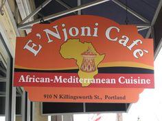 E'Njoni... amazing Ethiopian!!