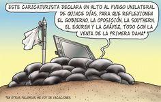 Carlincatura del Domingo 15 de Junio, 2015