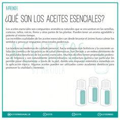 #Aprende: ¿Qué son los aceites esenciales? #aceites #esenciales #doTERRA #doterraessentialoils #essentialoil