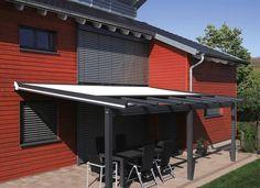Hier kaufen Sie Ihr günstiges Terrassendach vom Markenhersteller aus Aluminium und Glas inkl Aufmass & Montage bei Ihrem Fachhändler in Trier.
