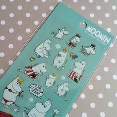 Stickers Moomin 4 - Lilie dans les étoiles - Web Shop so cute