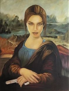 "Peinture originale by Cyril Fedorko (""liryC89"")"