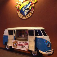 Outside San Felipe's Cantina in Phoenix, AZ