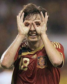 David Silva, Spain nt.