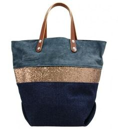 estellon patchwork shopper