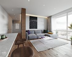 """Check out new work on my @Behance portfolio: """"BRO apartment"""" http://be.net/gallery/67637877/BRO-apartment"""