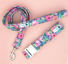 Latest Photos Dog Collars girly Concepts Essentially the most essential factors of your cat's layette is control for ones pooch and also your four-legg. Cool Dog Collars, Custom Dog Collars, Puppy Collars, Dog Collars & Leashes, Leather Dog Collars, Dog Leash, Tiny Puppies, Cute Puppies, Cute Dogs