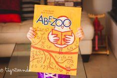15 Libros sobre el abecedario - Tigriteando