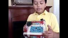 "10 year old Manny loves this kit ""Learn to Solder"" for kids by Elenco."