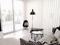 Black and white/furniture design/coffee tables home◾️▫️C•N Unique design!modern furnitures!custom made