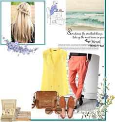"""summer color"" by nandya on Polyvore"